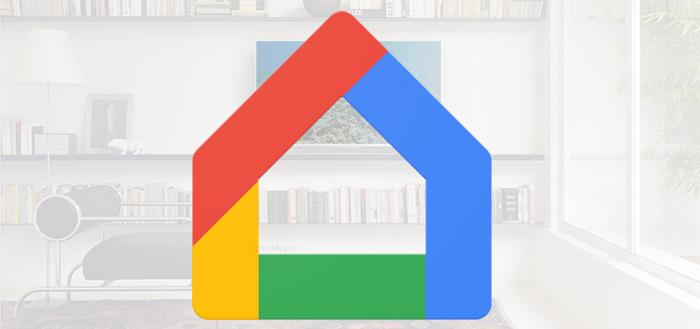 Google Home 2.27 update brengt donker thema (+ APK)