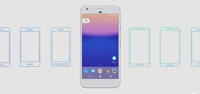Google stuurt uitnodigingen voor event op 9 oktober: Pixel 3?
