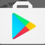 Google test nieuwe interface Play Store: kleurloos en kaal
