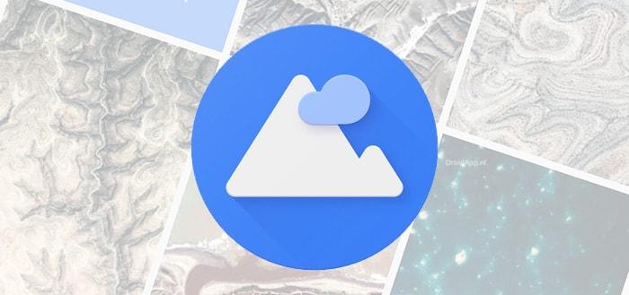 Google Wallpapers app krijgt drie nieuwe categorieën, maar niet voor iedereen