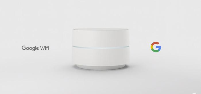 Google lanceert slimme router met stijlvol design: Google WiFi