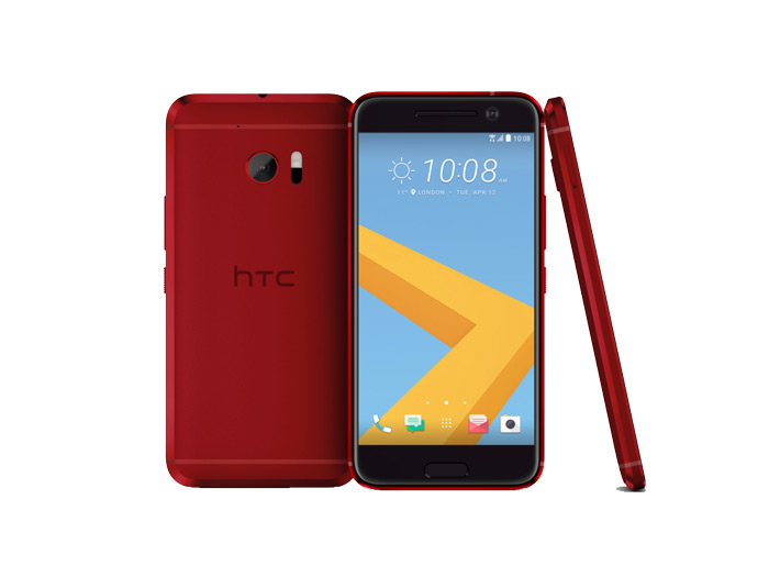 HTC 10 rood