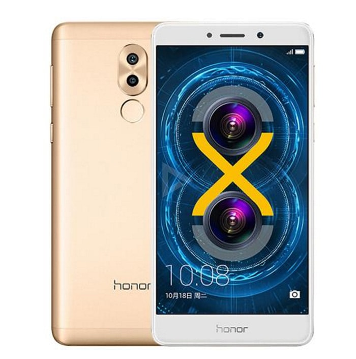 Honor 6X goud