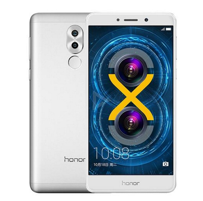 Honor 6X zilver