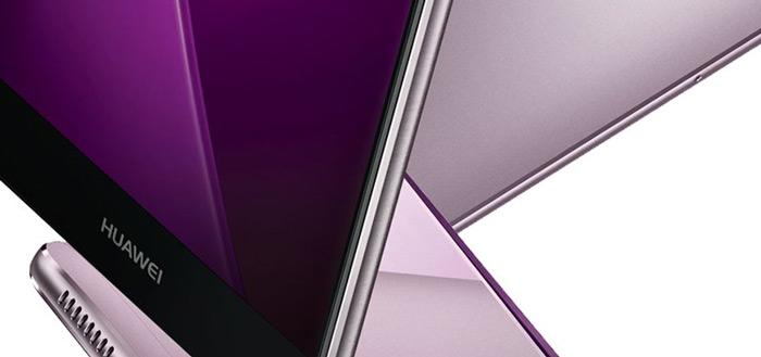 Nieuwe details Huawei Mate 9 uitgelekt: 5,9 inch scherm, 6GB RAM, Android Nougat