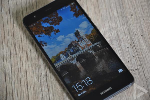 Huawei Nova lockscreen