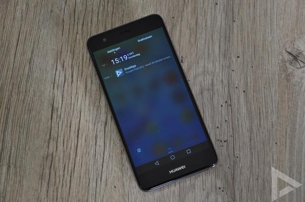 Huawei Nova notificaties