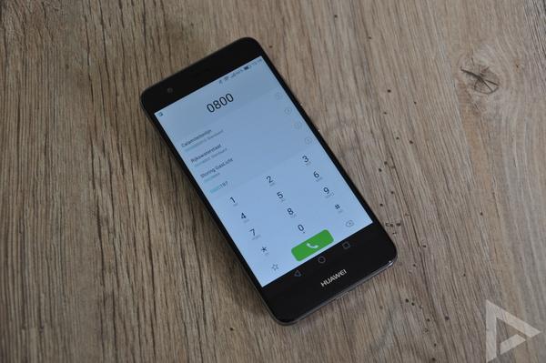 Huawei Nova telefoon