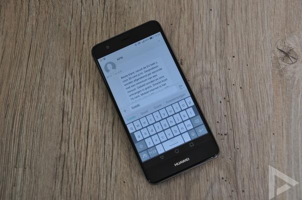 Huawei Nova sms toetsenbord
