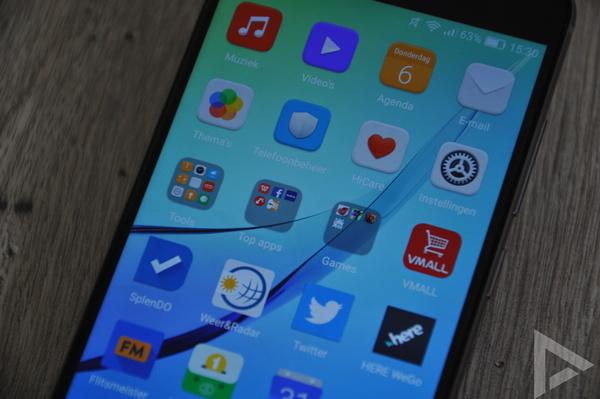 Huawei Nova apps