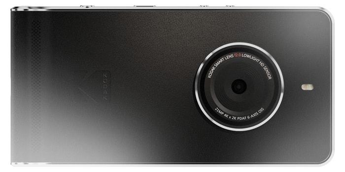 Kodak Ektra camera