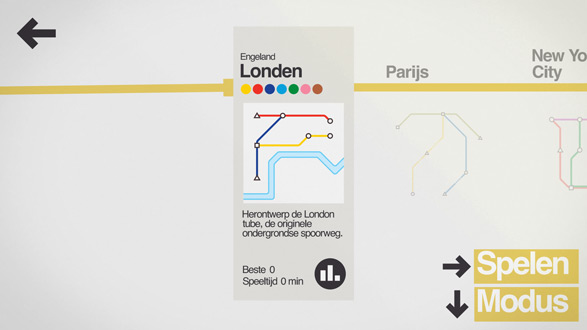 Mini Metro Android