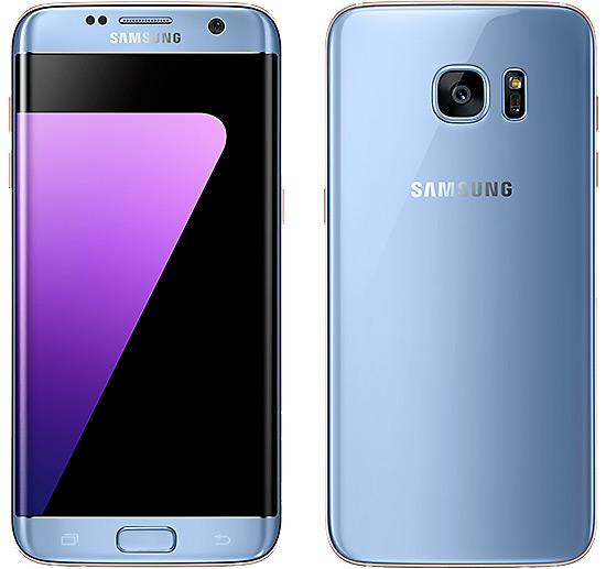Samsung Galaxy S7 Edge Koraalblauw