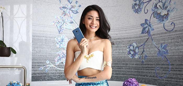 Samsung Galaxy S7 Edge in koraalblauw komt naar Nederland