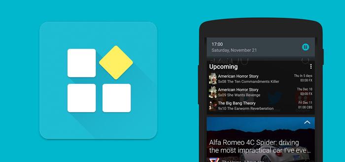 Snap Swipe Drawer: vanaf nu overal toegang tot je favoriete widgets