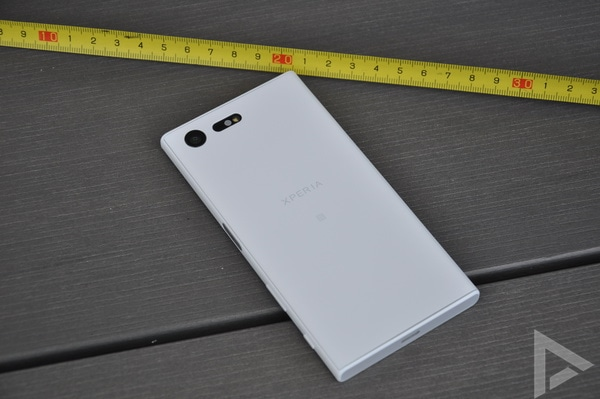 Sony Xperia X Compact achterkant