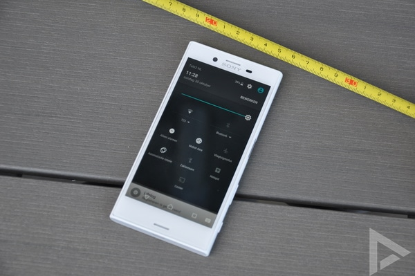 Sony Xperia X Compact notificaties