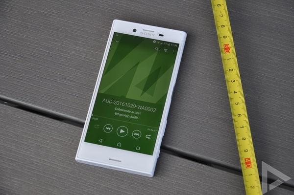 Sony Xperia X Compact muziekspeler