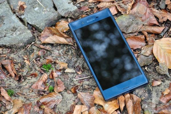 Sony Xperia XZ beeldscherm