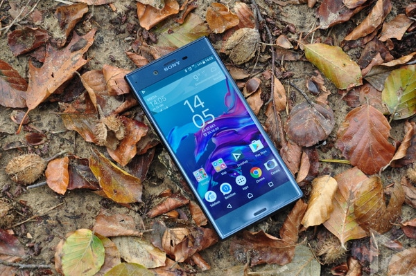 Sony Xperia XZ Android 7.0 Nougat