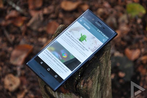 Sony Xperia XZ DroidApp