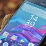 Sony Xperia XZ krijgt beveiligingsupdate juli 2017 in Nederland