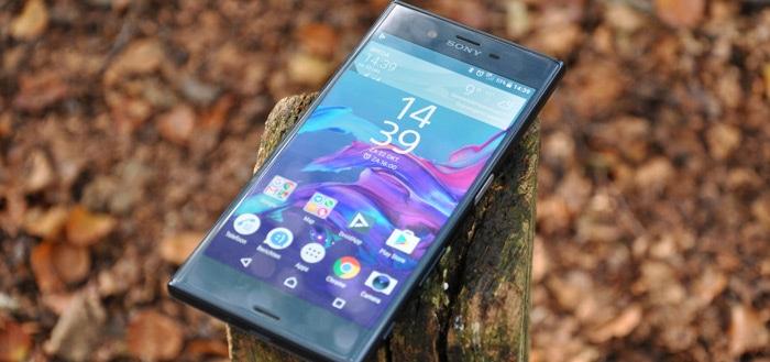 Sony Xperia XZ review: uit het goede hout gesneden