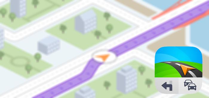 Sygic voegt 'Predictive Routing' toe aan app: voortaan de meest efficiënte route