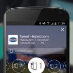 Vanaf nu kan je met je smartphone betalen bij het tankstation dankzij MyOrder
