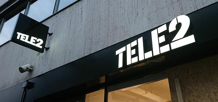 Tele2 sluit klanten af die simkaart in dongel of router gebruiken