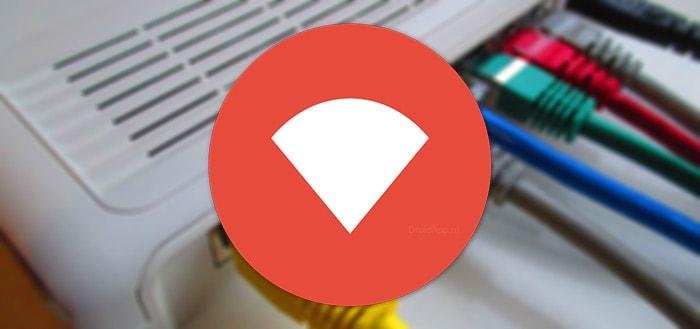 WiFi Switcher zorgt dat je verbonden bent met het beste WiFi-signaal