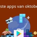 De 10 beste apps van oktober 2016