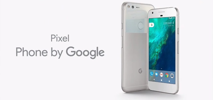 Pixel en Pixel XL-smartphones officieel aangekondigd: alle details