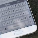 Samsung Galaxy S6- en S7 bezitters melden problemen met toetsenbord