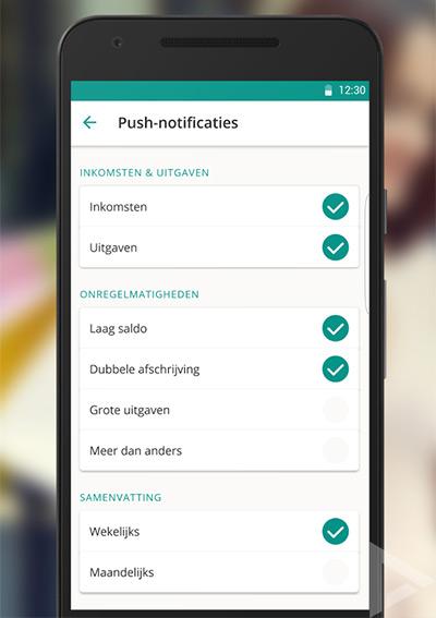 ABN Amro Grip app