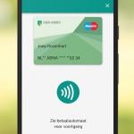 ABN Amro Wallet app