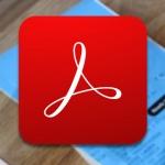 Acrobat Reader app laat je voortaan documenten scannen met je smartphone
