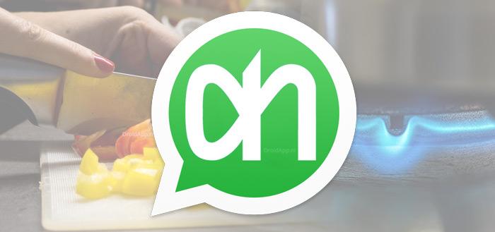 Albert Heijn Allerhande Kookhulp helpt je via WhatsApp met koken