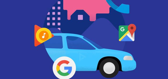 Android Auto officieel beschikbaar in Nederland en België