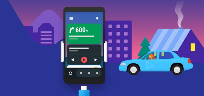 Nieuwe aanwijzing in Google Maps: Android Auto binnenkort in Nederland?