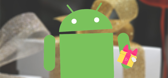 Android december cadeau
