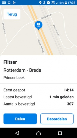 Flitsmeister 6.0