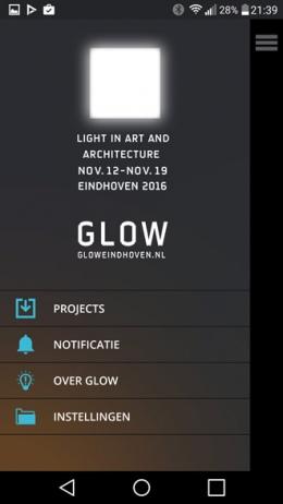 Glow app 2016