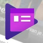 Google Play Kiosk 4.0: grote update brengt fris, nieuw design naar nieuws-app (+ APK)