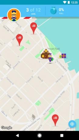 google santa tracker present quest