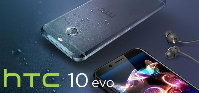 HTC 10 Evo aangekondigd voor Europa: Android Nougat en waterbestendig