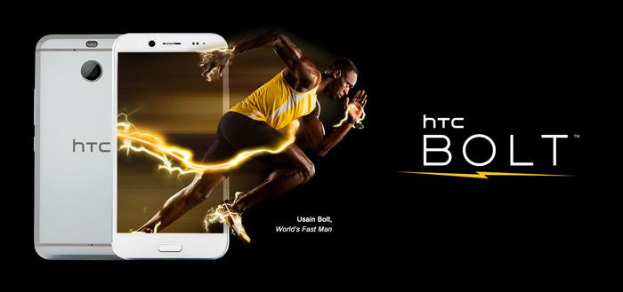 HTC Bolt komt naar Europa onder de naam HTC 10 Evo