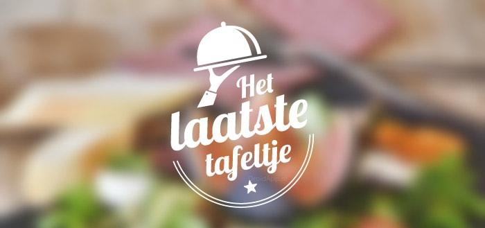 Het Laatste Tafeltje app laat je met korting eten bij restaurants