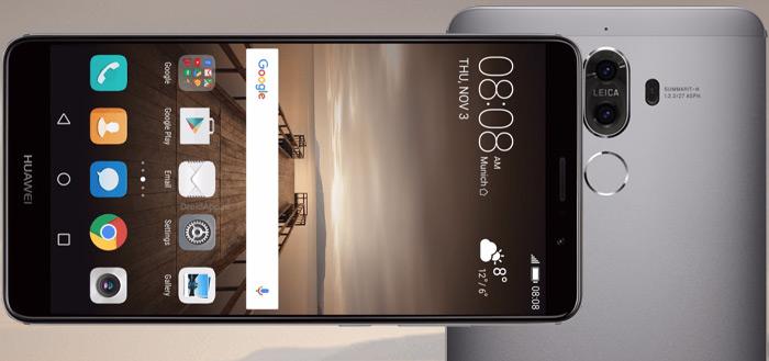 Huawei Mate 9 officieel aangekondigd; met Porsche en EMUI 5.0