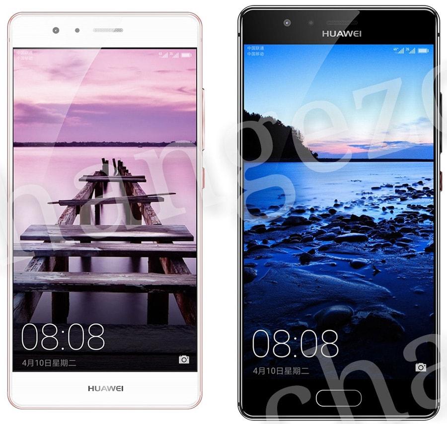 Huawei P10 renders